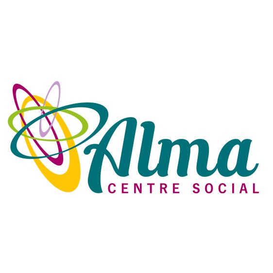Logo du Centre Social Alma