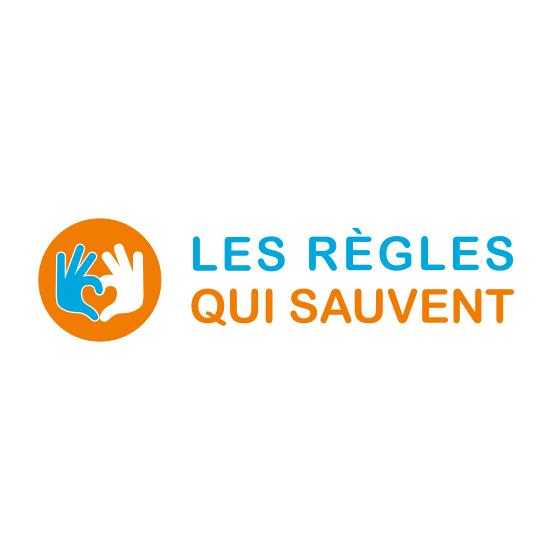 Logo des règles qui sauvent